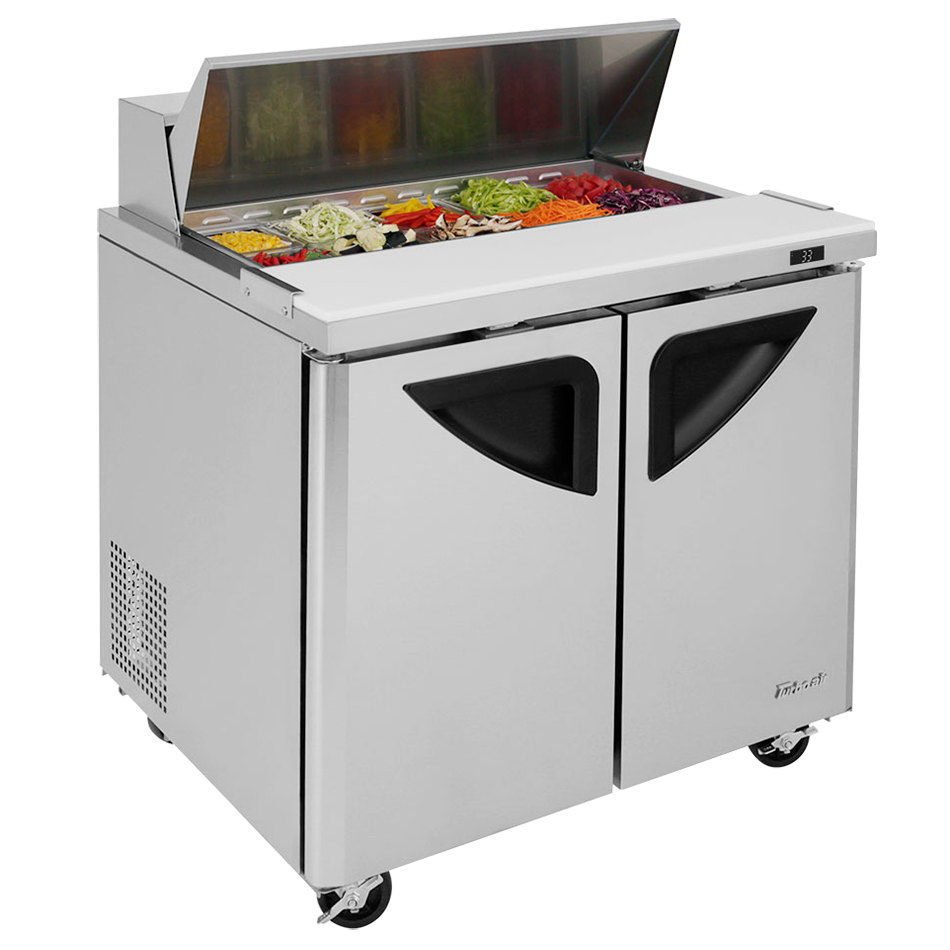 Turbo Air Super Deluxe  36 Sandwich & Salad Unit