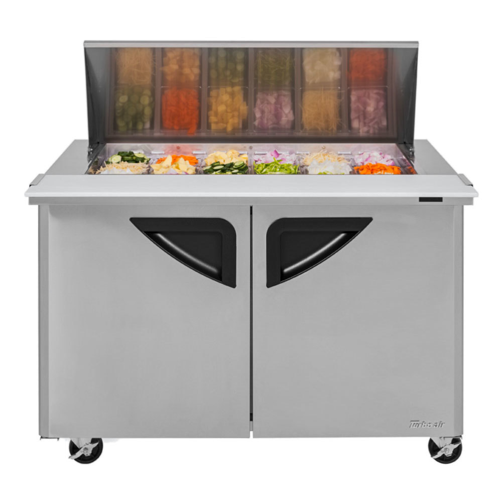Turbo Air Super Deluxe  48 Sandwich & Salad Unit